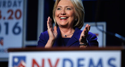 Are 'superdelegates' Hillary Clinton's secret weapon?
