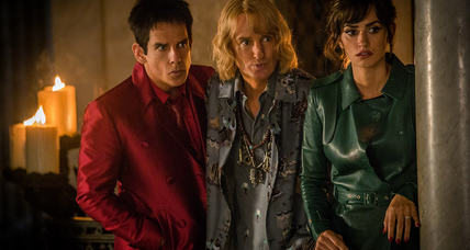 'Zoolander 2' is a misfire with recycled gags
