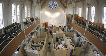 Europe's churches find new spirit from unexpected source: Muslim refugees