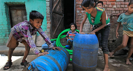 Fresh water crisis: Four billion people face water scarcity, says study