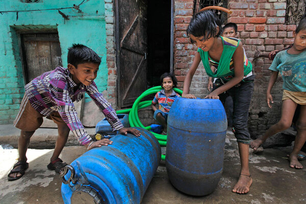 fresh water crisis essay Is the world running out of fresh water  the water needs to come from such different sources for a reason – it's because there is a global freshwater crisis.