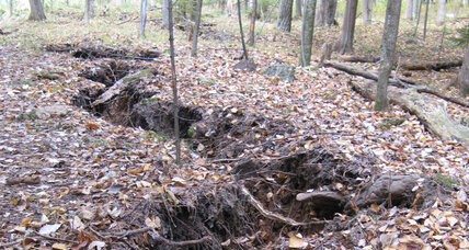Michigan's bizarre Menominee crack continues to baffle scientists