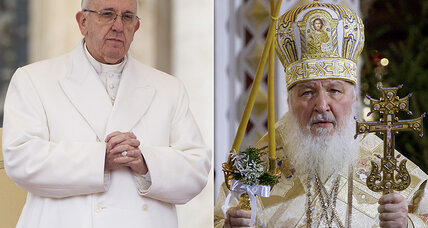 The pope meets the patriarch: Why are Russians skeptical of historic summit? (+video)