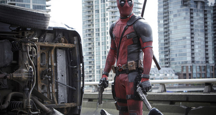 'Deadpool' is less irreverent than self-congratulatory