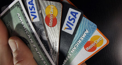 Having one credit card that's just for bills can reduce your fraud risk