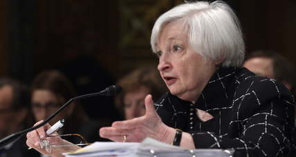 Yellen: Too soon to know how global events will affect US economy