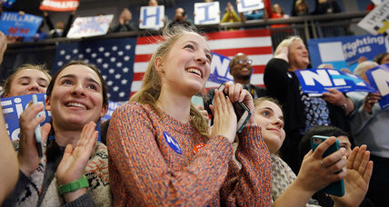 How Hillary Clinton lost young (white) women