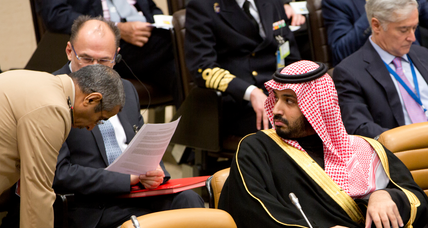 Why the US is skeptical of Saudi involvement in Syria