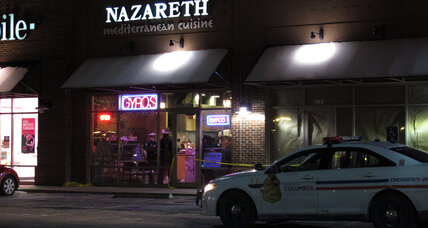 How Ohio diners helped police find machete-wielding attacker