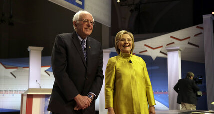 What's Hillary Clinton and Bernie Sanders's new pet phrase?