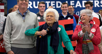 Calling mom: Why Jeb Bush's campaign is now a family affair