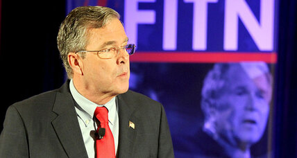 Why Jeb Bush is enlisting brother George W. in 2016 campaign (+video)