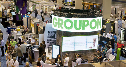 Why Alibaba bought nearly 33 million shares of Groupon