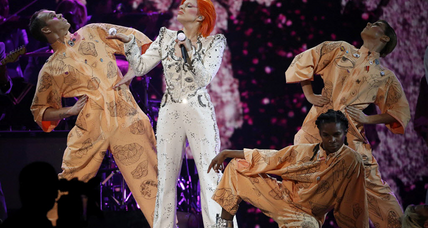 Lady Gaga's tribute to David Bowie: How did it go?