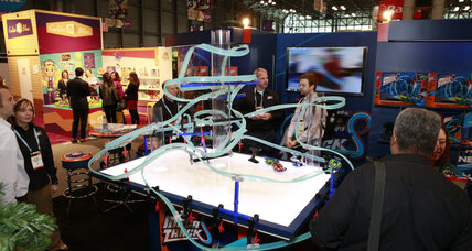Tech is in the air at New York annual toy fair