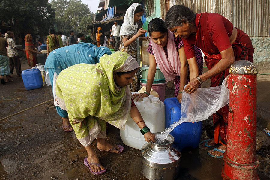 Four Billion People Face Severe Water Scarcity Is There