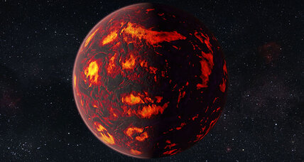 What's in a 'super-Earth' atmosphere? Scientists detect familiar gases.