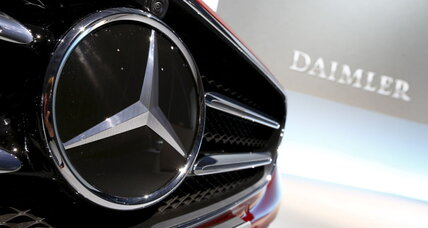 Mercedes announces it will debut more efficient diesel engines