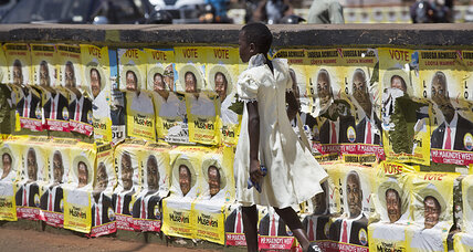 Can Uganda opposition unseat a party that has been in power for decades?