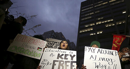 Student loan delinquencies reveal racial disparities