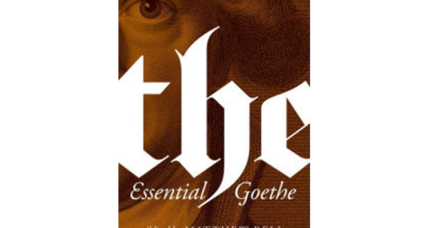 'The Essential Goethe' offers English-language readers a major new tool