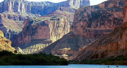 Grand Canyon National Park: History of sexual assault?