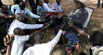 Why second place matters in Uganda's stacked election (+video)