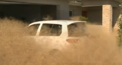 Aussie town battles tumbleweed invasion: A climate change signal?