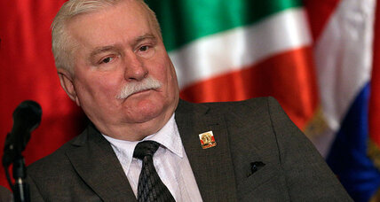 Poland's Lech Walesa again accused of Communist collaboration