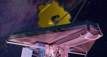 NASA's biggest telescope ever readies for million-mile journey