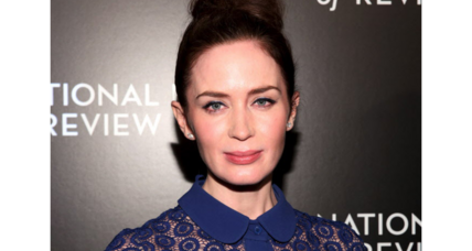 Will Emily Blunt play Mary Poppins in a new movie musical?