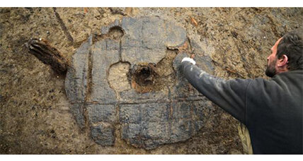 What this 3,000-year-old wheel tells us about Britain's 'Pompeii'