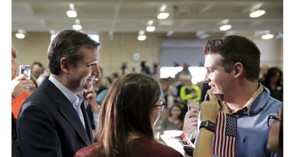 For Cruz, evangelical landscape in South Carolina is more complex
