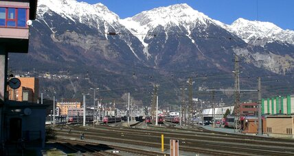 Italy closes route over Brenner mountain pass to defuse WW2 bomb