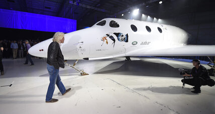 How has Virgin Galactic made their latest spaceship safer?