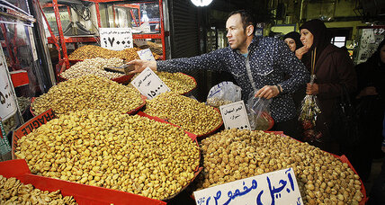 Could Iran turn California's pistachio profits to peanuts?
