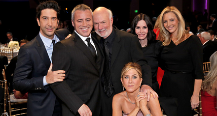 'Friends' cast reunites: How has show continued to influence TV? (+video)