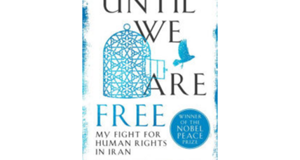 'Until We Are Free' tells of Shirin Ebadi's fight for human rights in Iran