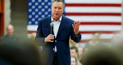 John Kasich and women who 'left the kitchen': Is that a gaffe?