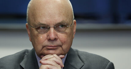 Podcast: Michael Hayden on why the US is safer with 'unbreakable encryption'