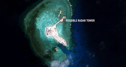 Is China installing a high-tech radar system in the South China Sea?