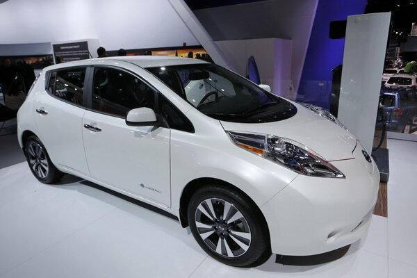 Electric Car Rebates Get A Boost In Canada Csmonitor Com