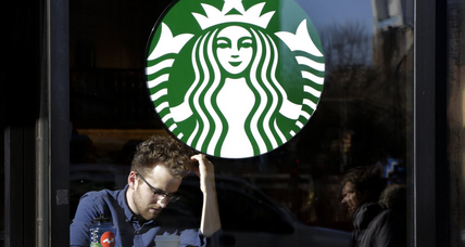 How a Starbucks barista made one deaf man's day