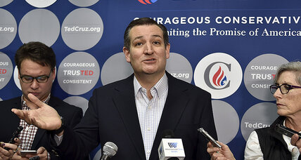 Texas Gov. endorsement boosts Cruz – if he's willing to attack Trump