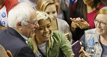 Why my children demanded to attend a Bernie Sanders rally