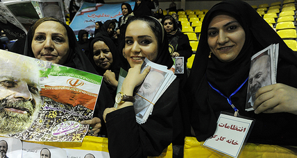 Iran election: Why youth are voting despite muted expectations of change
