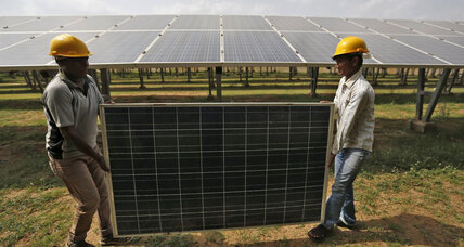 How the US just undermined India's local solar energy program
