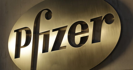 Pfizer dodges $35 billion tax bill with overseas merger, report says
