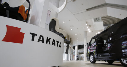Record-breaking Takata airbag recall expands again