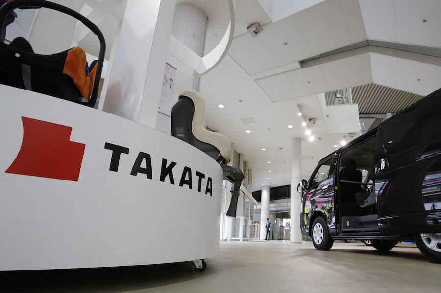 Record Breaking Takata Airbag Recall Expands Again